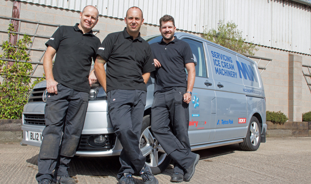 Meet the team at Machinery World