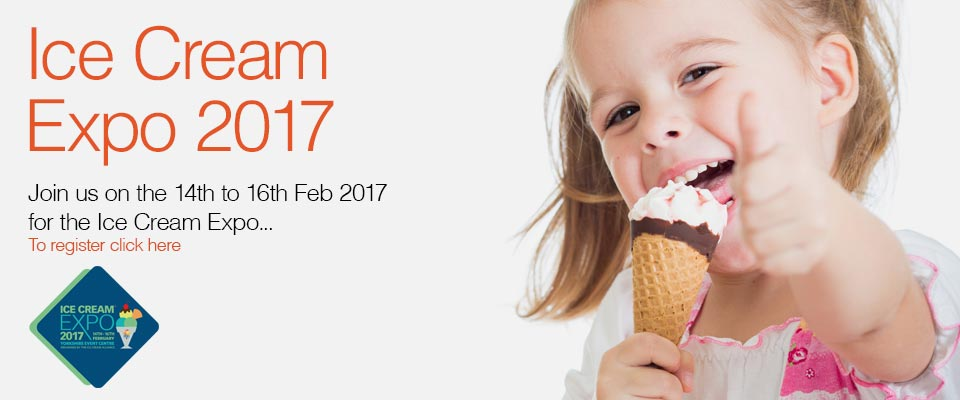 See us at Ice Cream Expo 2017