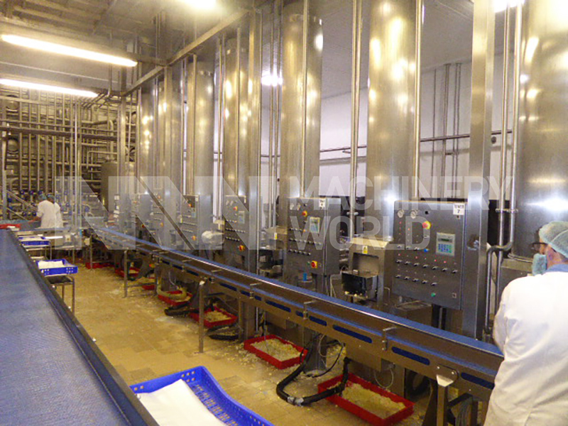 Wincanton Cheese Blockformers, <br />800 kg/hour (4x Available) Primary Photo