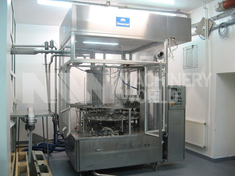 Waldner Dosomat 10/4 <br />Cup Filling & Sealing Machine Primary Photo