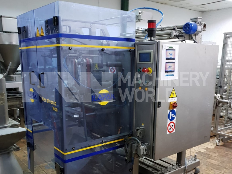 Ilapak Vegatronic 1000 <br /> Vertical Form Fill Seal Machine Primary Photo