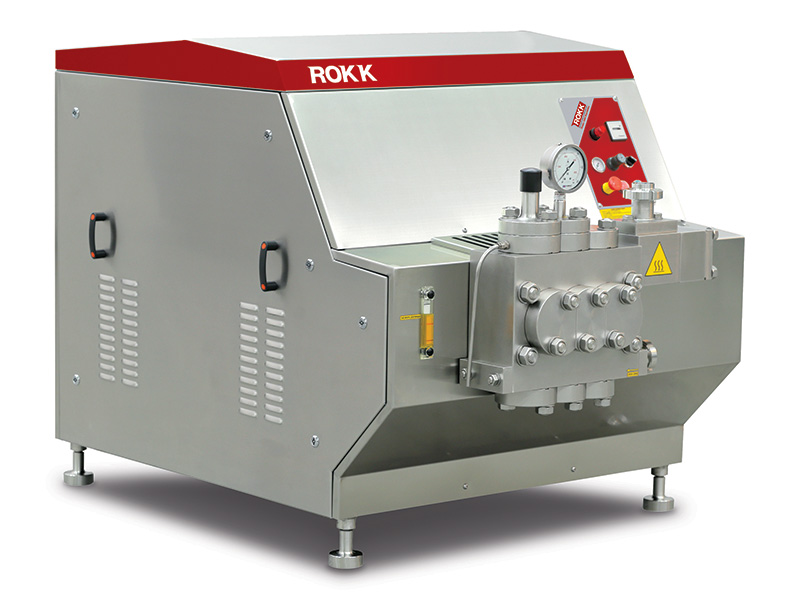 New ROKK 3 Series Homogeniser