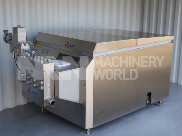 Homogenisers Archives - Machinery World