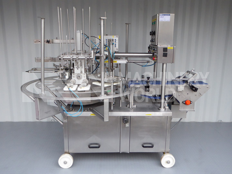 Technohoy Ruf Ice Cream Rotary Filling Machine Machinery World