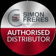 Simon Freres authorised distributor