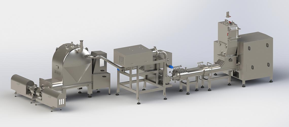 Simon Freres Butter Processing
