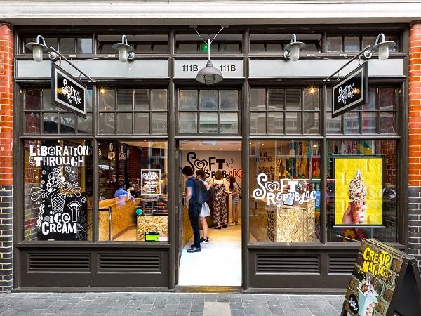 Wall's launches Soft Republic, a 'disruptor' soft serve ice cream brand