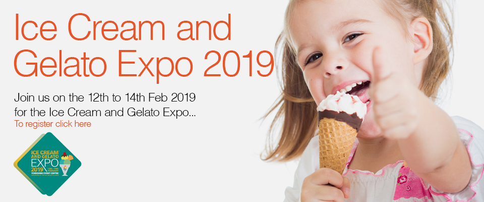 See us at the Ice Cream and Gelato Expo 2019!