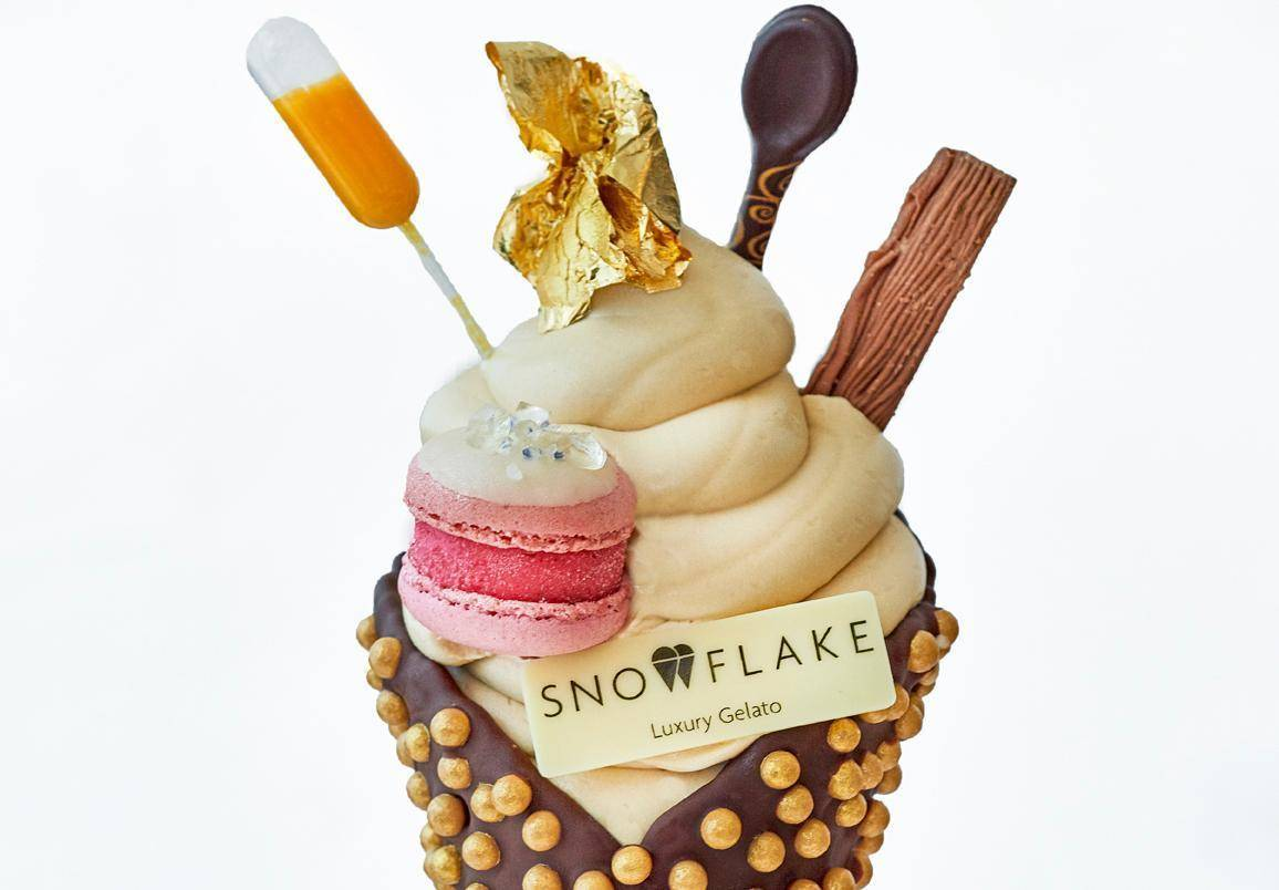 The UK's most expensive ice cream