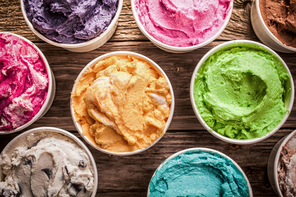 The ICA lay down guidelines for ice cream composition