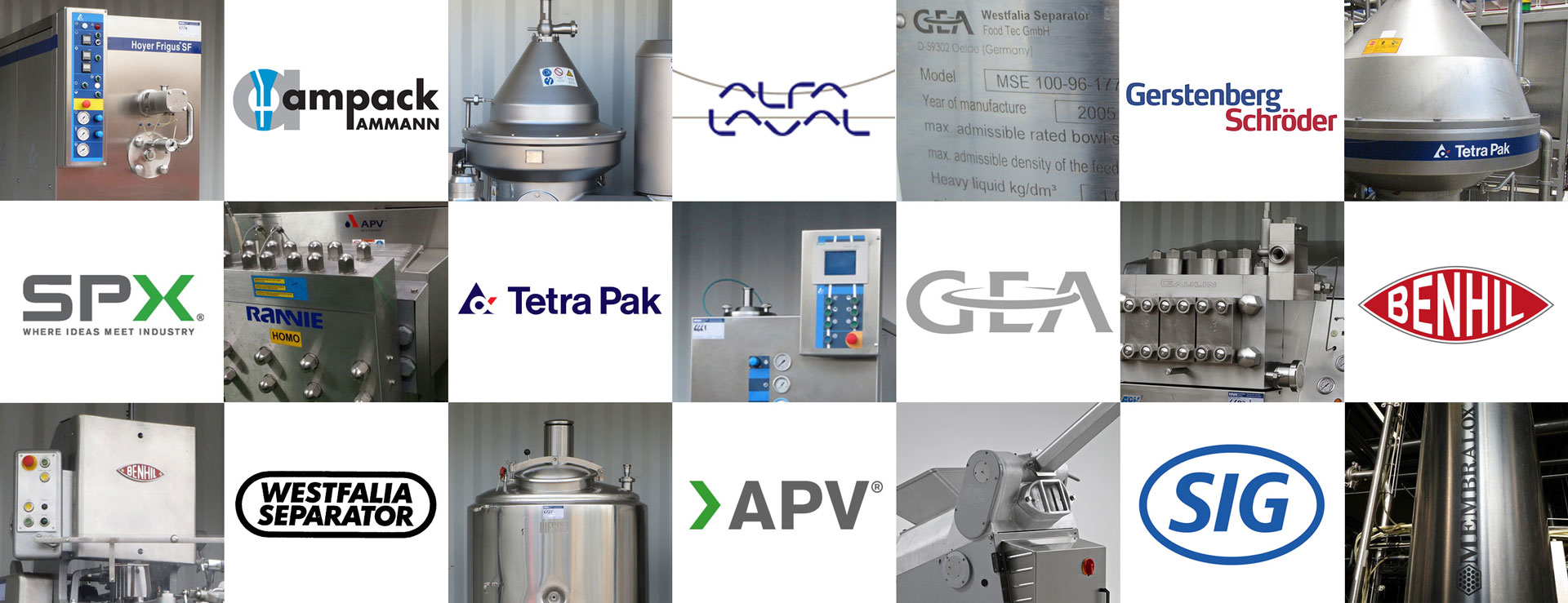 Storage industrial equipment for the feed industry