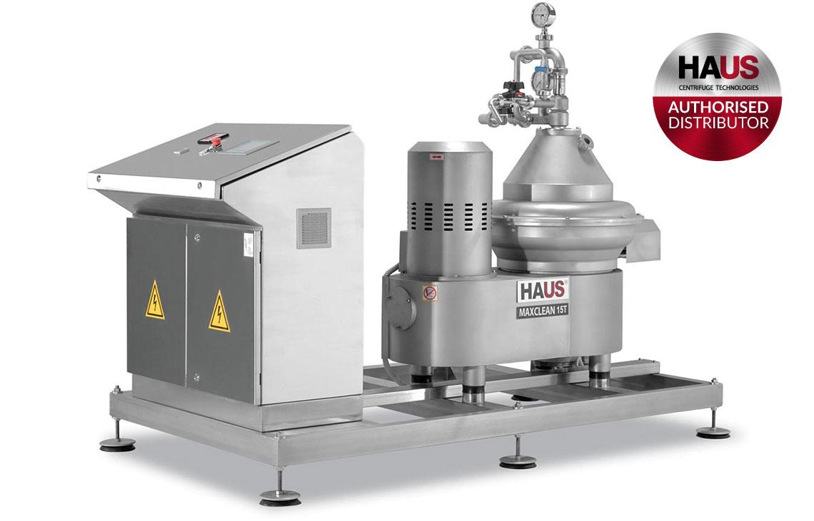 HAUS Centrifuge Technologies