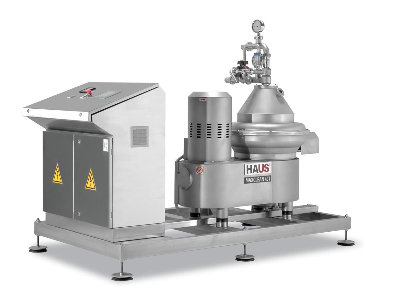 Official UK Distributors for HAUS Centrifuge Technologies