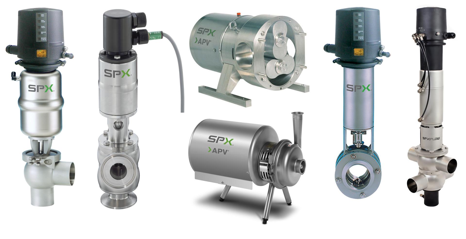 SPX FLOW APV Pumps & Valves